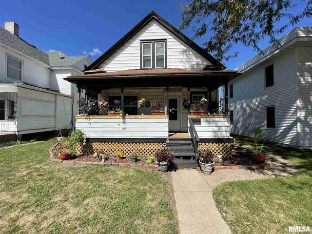 1524 W Pleasant Street, Davenport, IA 52804 (#QC4226245) :: RE/MAX Preferred Choice