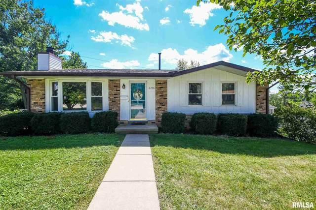 2256 W Warwick Drive, Peoria, IL 61614 (#PA1228623) :: Paramount Homes QC