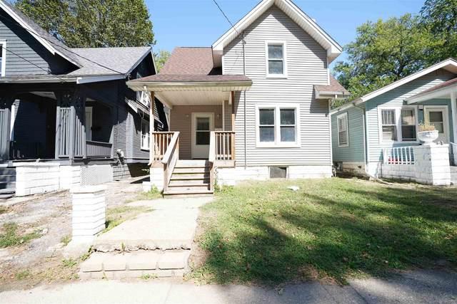 315 E Thrush Avenue, Peoria, IL 61603 (#PA1228628) :: RE/MAX Professionals