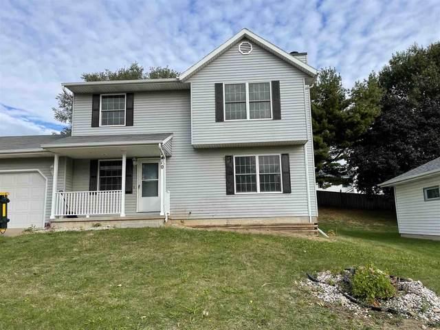 1410 W 49TH Street, Davenport, IA 52806 (#QC4226274) :: Paramount Homes QC