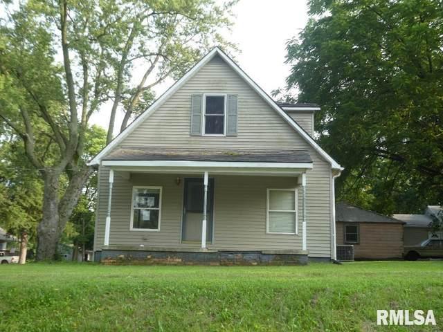 100 Jefferson Street, Pawnee, IL 62558 (#CA1009772) :: Campo Realty Inc.
