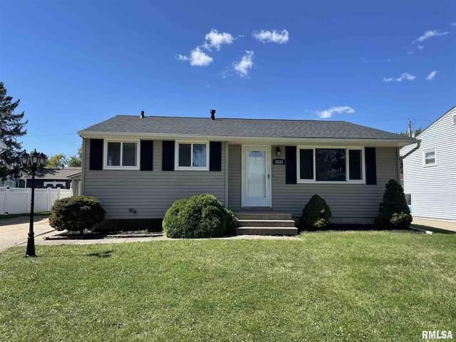3533 3RD Street B, East Moline, IL 61244 (#QC4226294) :: Paramount Homes QC