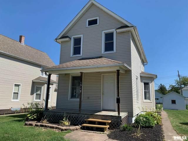 1519 42ND Street, Rock Island, IL 61201 (#QC4226301) :: Paramount Homes QC