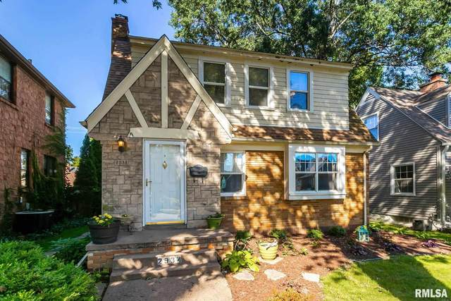 2934 Jefferson Avenue, Davenport, IA 52803 (#QC4226328) :: Paramount Homes QC