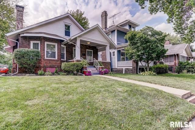2021 S 5TH Street, Springfield, IL 62703 (#CA1009818) :: Killebrew - Real Estate Group