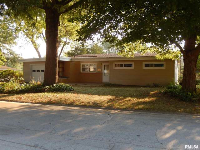 221 Columbia Street, Macomb, IL 61455 (#PA1228733) :: Killebrew - Real Estate Group