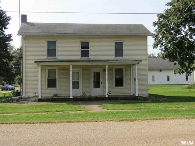 118 E Third Street, Maquon, IL 61458 (#PA1228734) :: Paramount Homes QC
