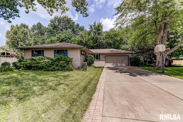 5 Prairie Street, Auburn, IL 62615 (#CA1009853) :: Campo Realty Inc.