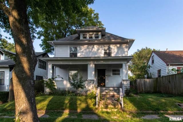 1323 14 1/2TH Street, Rock Island, IL 61201 (#QC4226416) :: Paramount Homes QC