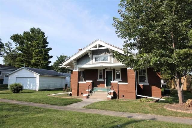 554 Arnold Street, Galesburg, IL 61401 (#CA1009863) :: Kathy Garst Sales Team