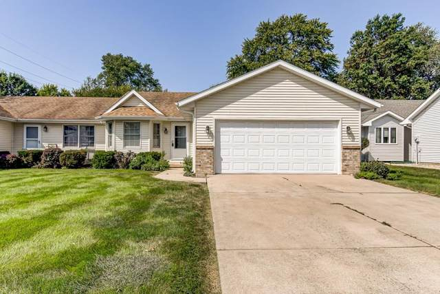 6521 Brent Drive, Springfield, IL 62712 (#CA1009871) :: Paramount Homes QC