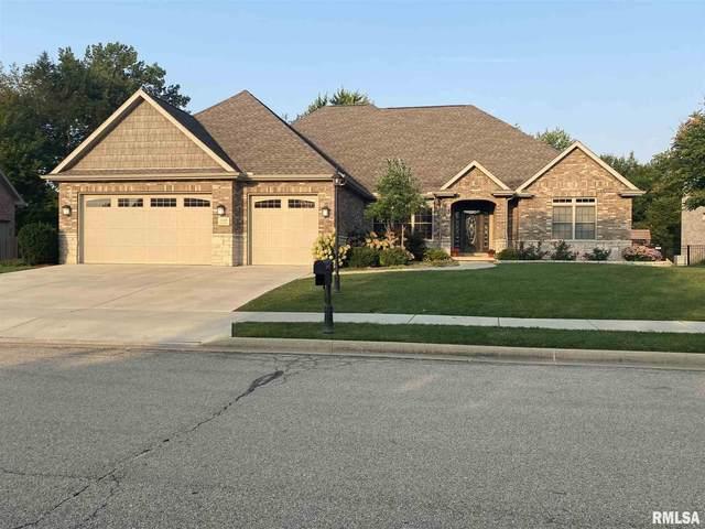 11419 N Stone Creek Drive, Dunlap, IL 61525 (#PA1228771) :: RE/MAX Preferred Choice