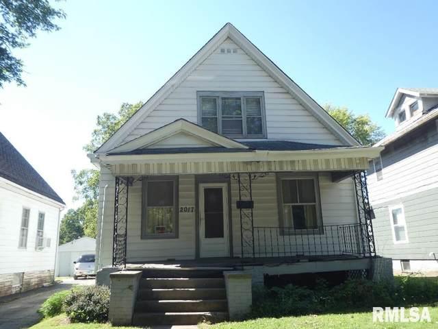 2017 S Spring Street, Springfield, IL 62704 (#CA1009911) :: Kathy Garst Sales Team