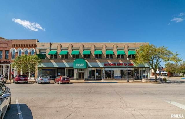 101 S Kickapoo Street, Lincoln, IL 62656 (#CA1009913) :: The Bryson Smith Team