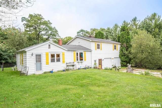 1829 N Boyd Avenue, Peoria, IL 61604 (#PA1228812) :: Paramount Homes QC
