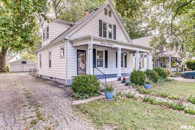 1400 S Pasfield Street, Springfield, IL 62704 (#CA1009929) :: Killebrew - Real Estate Group