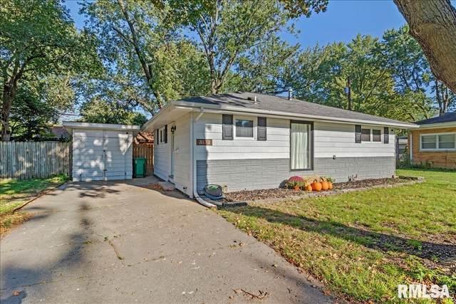 3132 Rita Avenue, Springfield, IL 62703 (#CA1009931) :: Killebrew - Real Estate Group