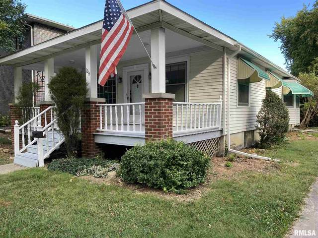 1215 Governor Street, Springfield, IL 62704 (#CA1009935) :: Killebrew - Real Estate Group