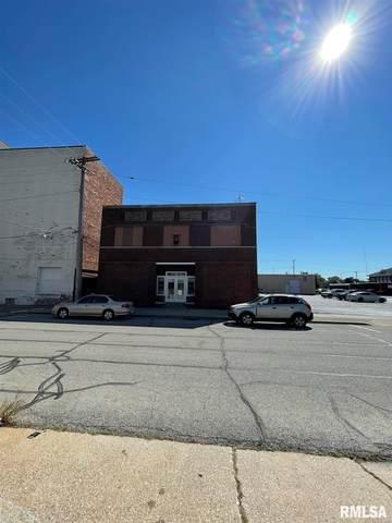 119 W Carroll Street, Macomb, IL 61455 (#PA1228827) :: Killebrew - Real Estate Group
