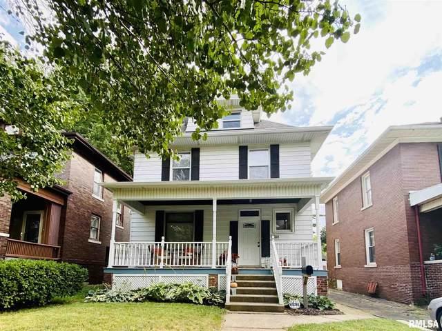 1804 W Ayres Avenue, Peoria, IL 61606 (#PA1228832) :: Killebrew - Real Estate Group