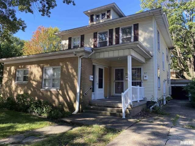 417 S Glenwood Avenue, Springfield, IL 62704 (#CA1009969) :: Campo Realty Inc.