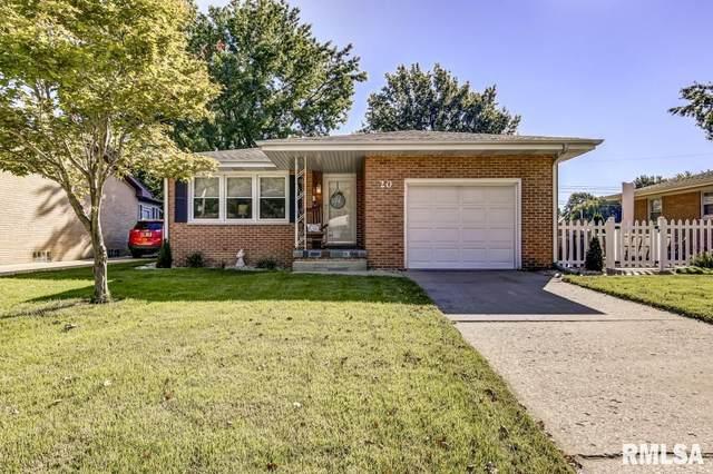 20 Longbow Lane, Springfield, IL 62704 (#CA1009976) :: Campo Realty Inc.