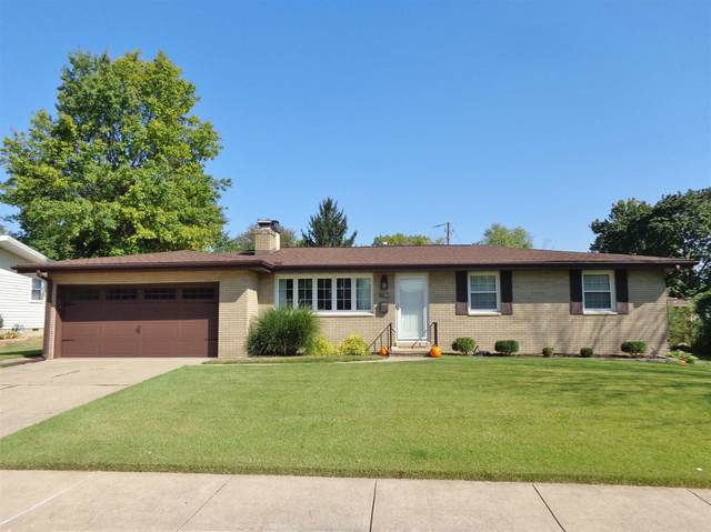 2709 W Overbrook Drive, Peoria, IL 61604 (#PA1228869) :: RE/MAX Professionals