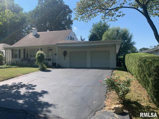 1603 Chilton Avenue, South Jacksonville, IL 62650 (#CA1009983) :: RE/MAX Professionals