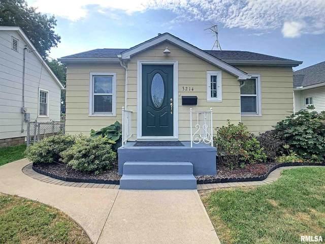 3214 13TH Avenue, Rock Island, IL 61201 (#QC4226651) :: Paramount Homes QC
