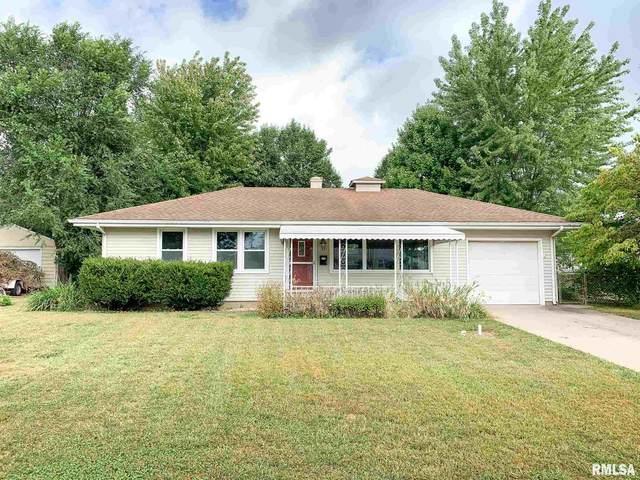 1521 W David Avenue, Chillicothe, IL 61523 (#PA1228923) :: Paramount Homes QC