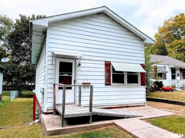 519 E Maywood Avenue, Peoria, IL 61603 (#PA1228928) :: Paramount Homes QC