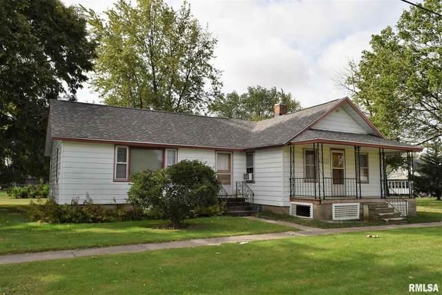 500 W 2ND Street, Galesburg, IL 61401 (#CA1010089) :: Paramount Homes QC