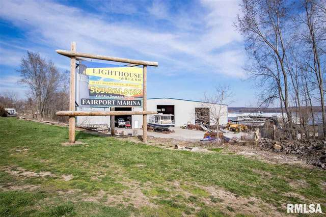 Parcel Water Street, Muscatine, IA 52761 (#QC4226821) :: RE/MAX Preferred Choice
