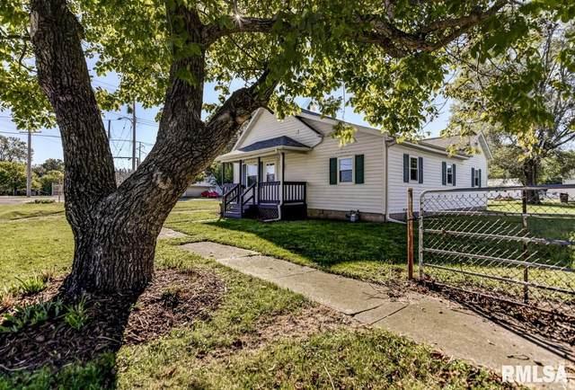 131 Cherry Street, Kincaid, IL 62568 (#CA1010166) :: RE/MAX Professionals
