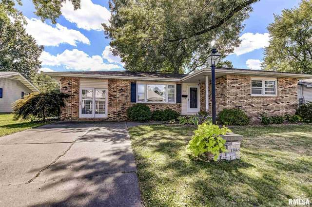 614 E Elm Street, Taylorville, IL 62568 (#CA1010167) :: RE/MAX Professionals