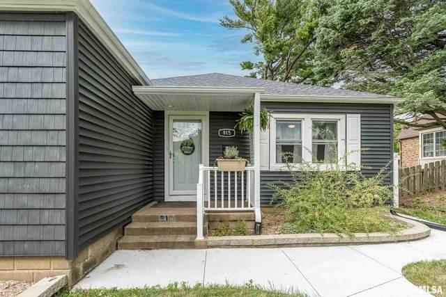 915 24TH Street, Moline, IL 61265 (#QC4226838) :: RE/MAX Preferred Choice