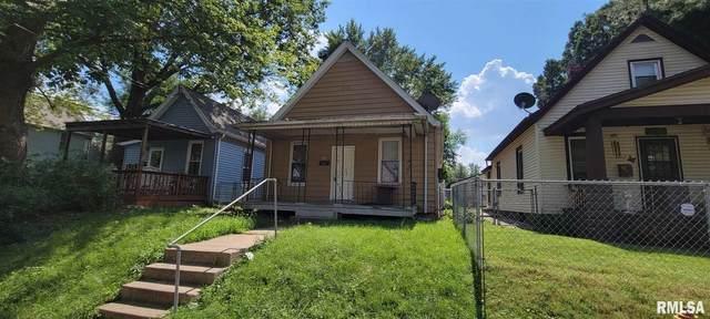 625 Vine Street, Peoria, IL 61603 (#PA1229056) :: RE/MAX Preferred Choice