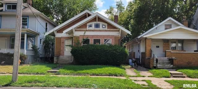 722 E Kansas Street, Peoria, IL 61603 (#PA1229057) :: RE/MAX Preferred Choice