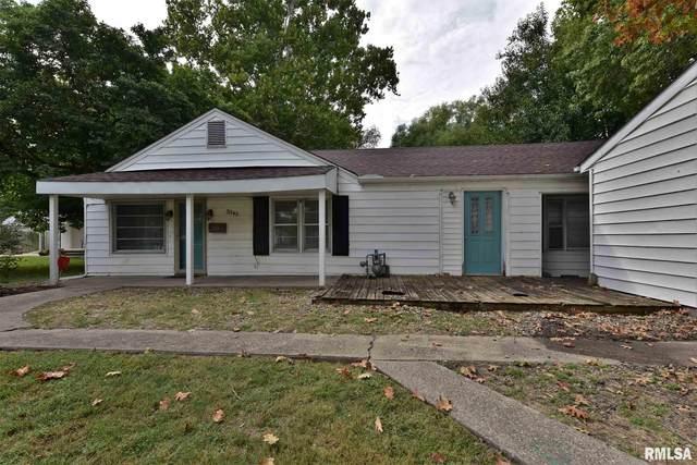 3345 S Park Street, Springfield, IL 62704 (#CA1010336) :: Kathy Garst Sales Team