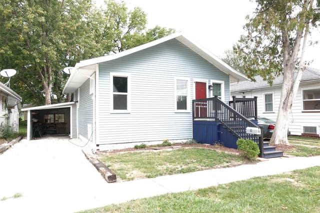 73 W Sanborn Street, Galesburg, IL 61401 (#CA1010386) :: Kathy Garst Sales Team