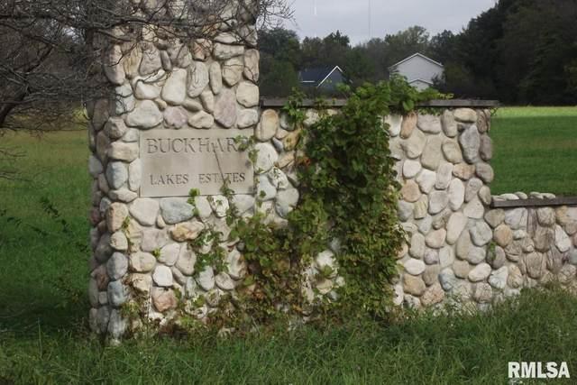 Lot 4 Buckhart Lake Estates, Mechanicsburg, IL 62563 (#CA1010397) :: Kathy Garst Sales Team