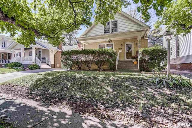 1725 S Whittier Avenue, Springfield, IL 62704 (#CA1010435) :: Kathy Garst Sales Team