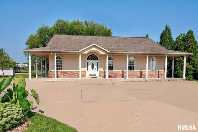 6765 Old Route 36, Riverton, IL 62561 (#CA1010462) :: Kathy Garst Sales Team