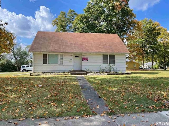 418 N Johnson Street, Macomb, IL 61455 (#PA1229499) :: The Bryson Smith Team
