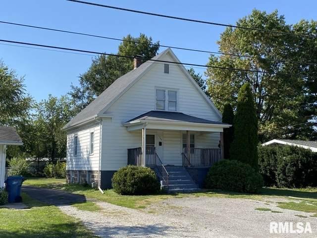 1749 N Milton Avenue, Grandview, IL 62702 (#CA1010530) :: Kathy Garst Sales Team