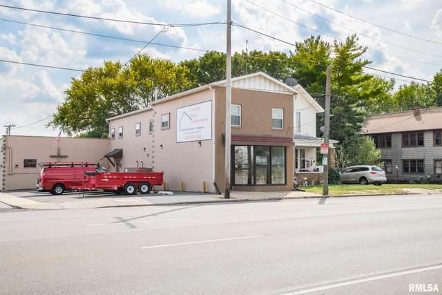 2130 NE Jefferson Street, Peoria, IL 61603 (#PA1229545) :: RE/MAX Professionals