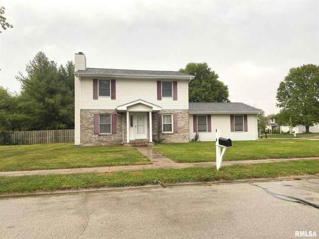 2429 Mayfair Road, Springfield, IL 62703 (#CA1010547) :: Kathy Garst Sales Team