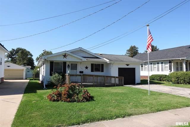 156 N Ivan Avenue, Galesburg, IL 61401 (#CA1010553) :: Kathy Garst Sales Team
