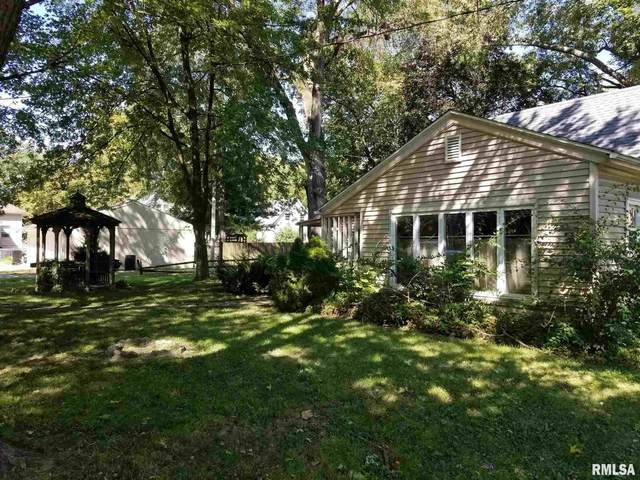 210 Woodlawn Road, Lincoln, IL 62656 (#CA1010579) :: Kathy Garst Sales Team