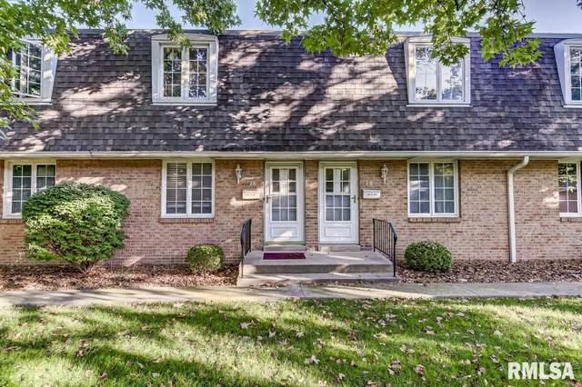 900 Durkin Drive #26, Springfield, IL 62704 (#CA1010591) :: Killebrew - Real Estate Group